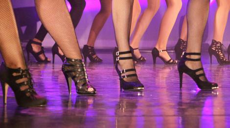 Activity High heel workshop